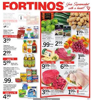Fortinos flyer this week November 16 - 22, 2017