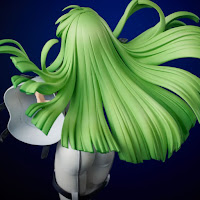 "Figuras: Abierto pre-order de C.C de ""Code Geass: Lelouch of the Rebellion"" - Union Creative International"