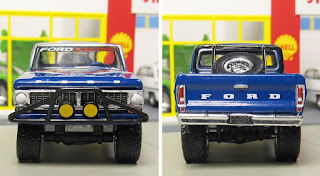 GreenLight  Ford Racing pickup