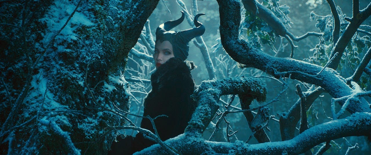 maleficent angelina jolie