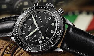 Montre Zenith Heritage Cronometro TIPO CP-2 Cairelli
