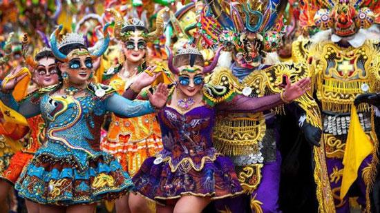 En Vivo Carnaval de Oruro 2016