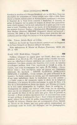 La relique de la Vraie Croix. Recherches sur le développement d'un culte, http://leipsanothiki.blogspot.be/