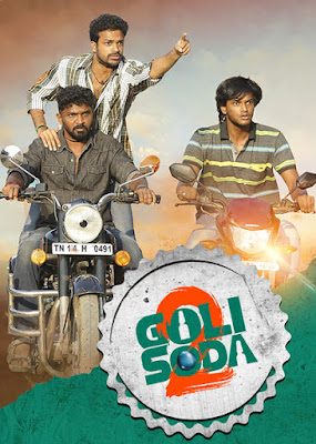 Goli Soda 2 (2018) Hindi Dubbed 720p HDRip 1GB