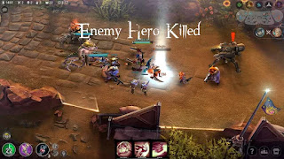 Download Vainglory APK V1.22.1 Game For Android + Data