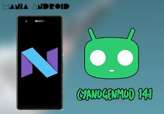 Tutorial - Cyanogenmod 14.1 Android Nougat 7.1 Oficial no Xperia Z3 (leo)