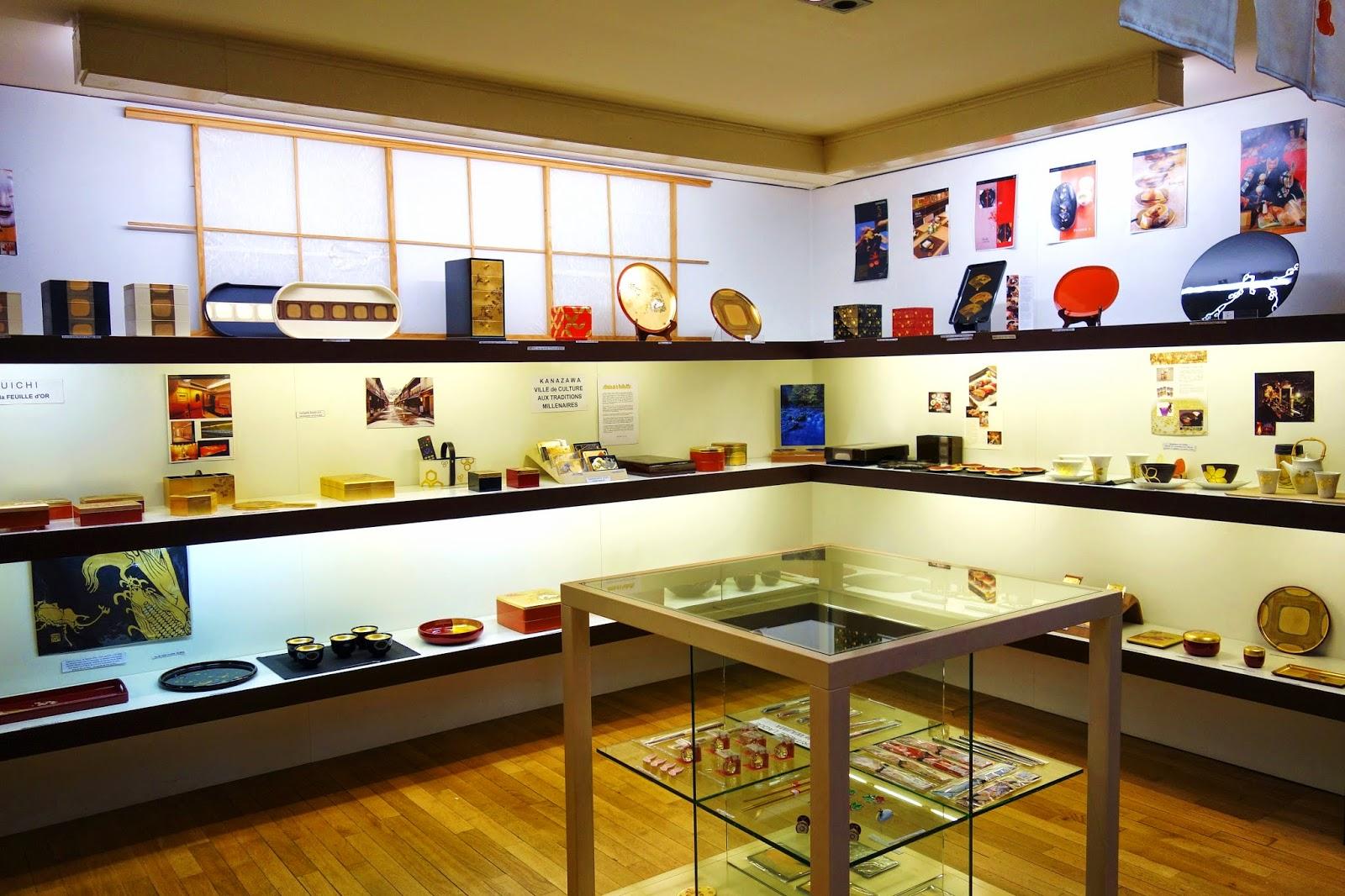 mes adresses : cool japan, boutique d'artisanat japonais - 45 rue