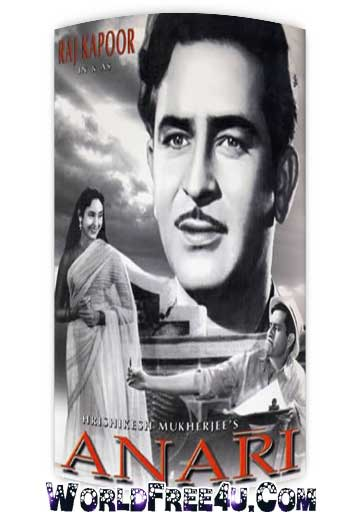 Of Bollywood Movie Anari (1959) 300MB Compressed Small Size Pc Movie