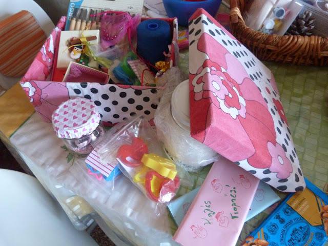 Secret crafter 2015 τι έστειλα