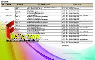 Unduh Contoh Program Tahunan PAUD Kurikulum  Unduh Contoh Program Tahunan PAUD Kurikulum 2013