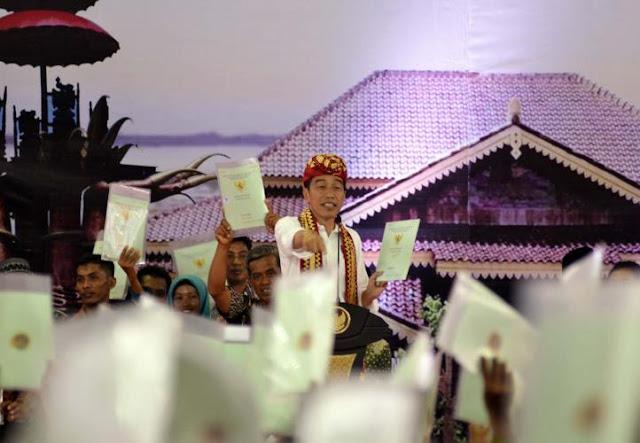 Jokowi: Mau Saya Tabok Rasanya