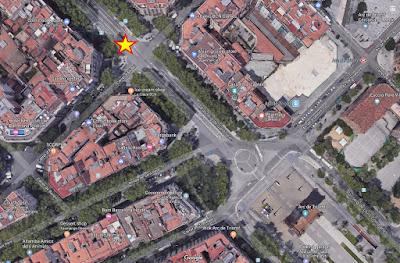 barcelona map