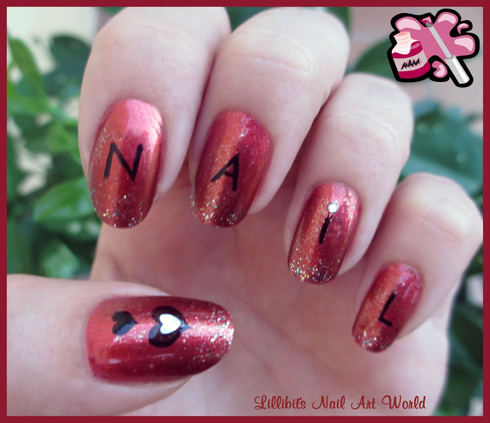 Love Nail Art: Lillibit´s Nail Art World: Love Nail Art!: Thanks, KKCenterHk