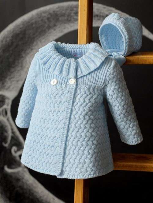 Beautiful Coat - Free Pattern