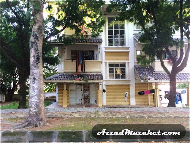 Townhouse Presint 16 Putrajaya