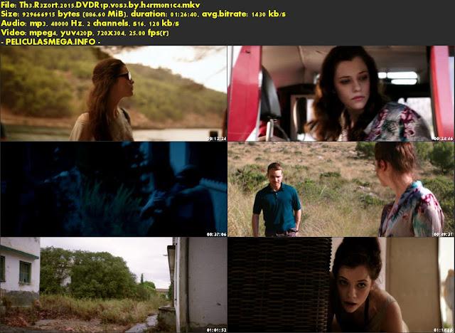 Descargar The ReZort Subtitulado por MEGA.