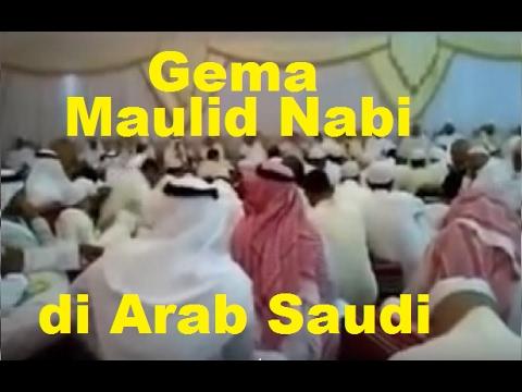 Sebentar Lagi Arab Saudi Seperti di Indonesia, Gelar Maulid Nabi??