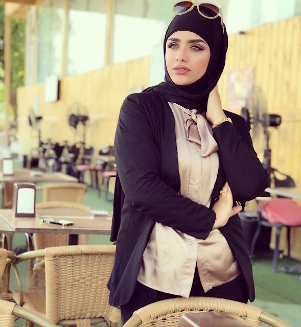 Fashion Hijab Beautifully