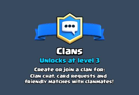 Gabung dengan Clan