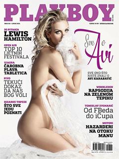 Revista Playboy Croacia-Junio 2015 PDF Digital