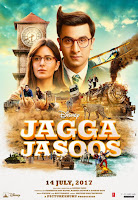Jagga Jasoos 2017 Full Movie [Hindi-DD5.1] 720p DVDRip ESubs Download
