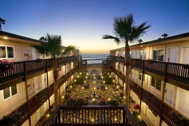 The 5 Best San Diego Hotels On The Beach From Luxury To Budget - Ocean Beach Hotel
