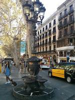 barcelona fuente de canaletas