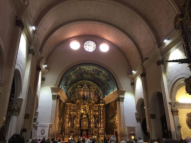 Parroquia de San Miguel, Palma de Mallorca.