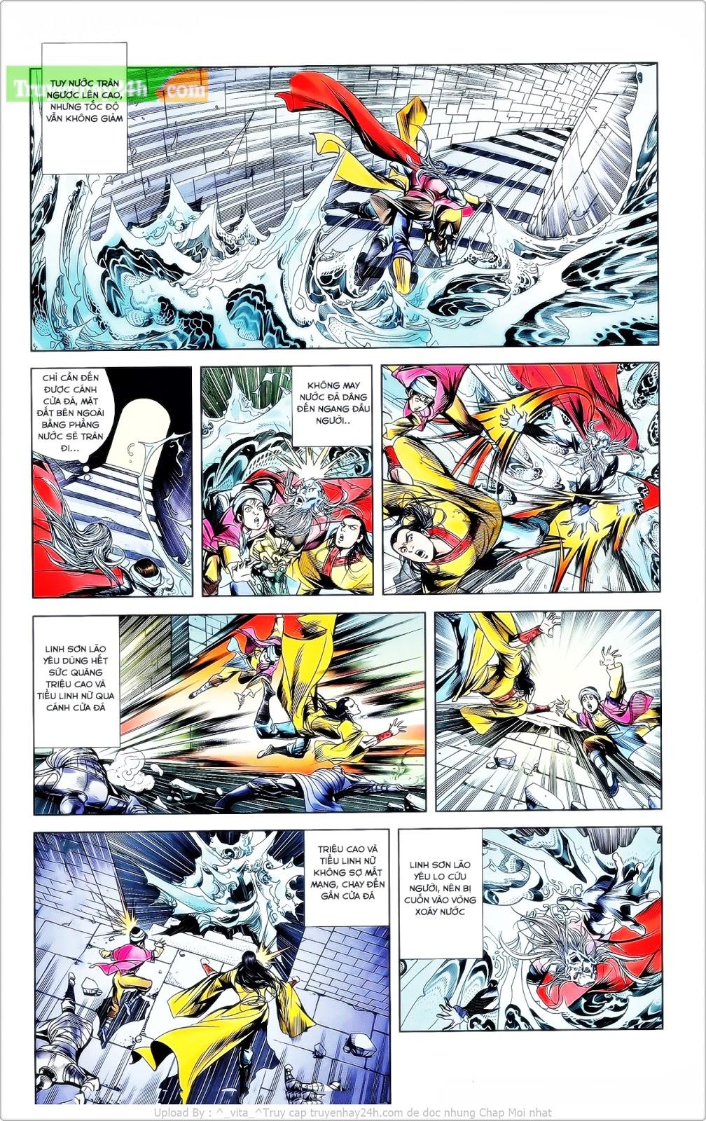 Tần Vương Doanh Chính chapter 26 trang 7