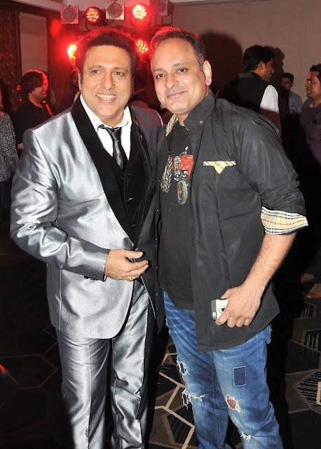 17. Govinda with Prashant Virendra