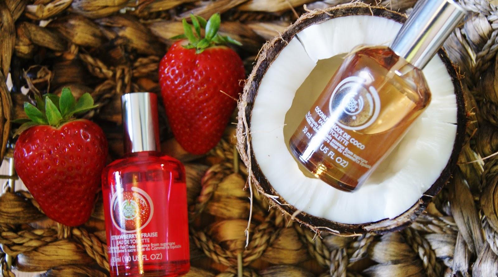 The Body Shop Fragrances