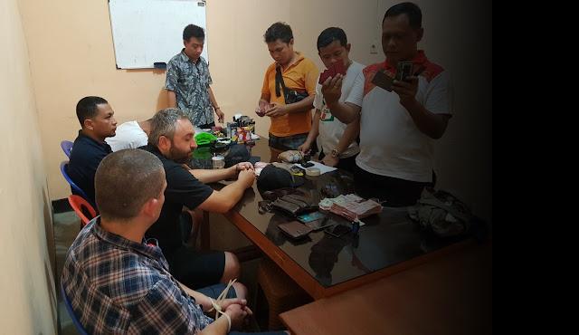 Bobol ATM Di Trawangan, Tiga WNA Bulgaria Ditangkap