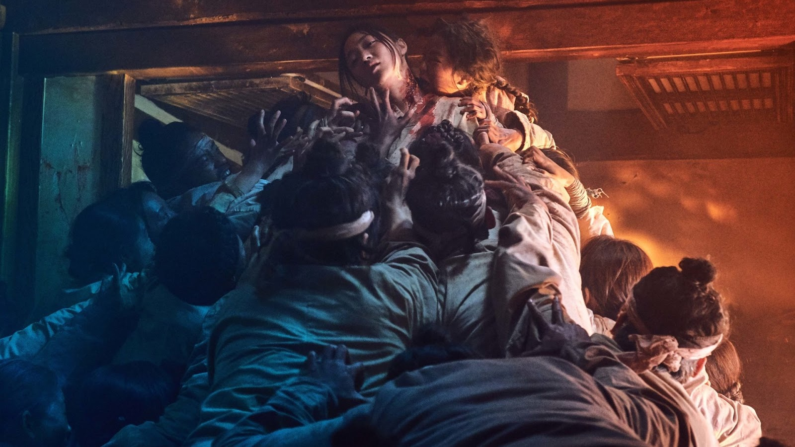 kingdom serie zombie netflix 1