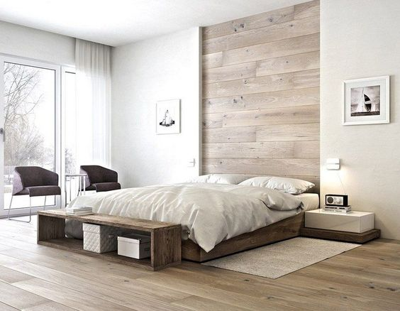 Idee Chambre Adulte Moderne ~ Meilleures Images D'Inspiration Pour