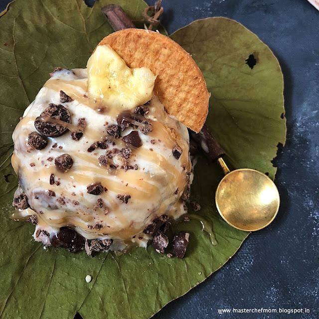Banoffee Pie Ice cream