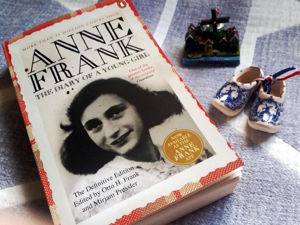 resenha do livro O Diário de Anne Frank