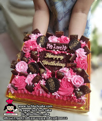 Chocolate Cake for Lovely One