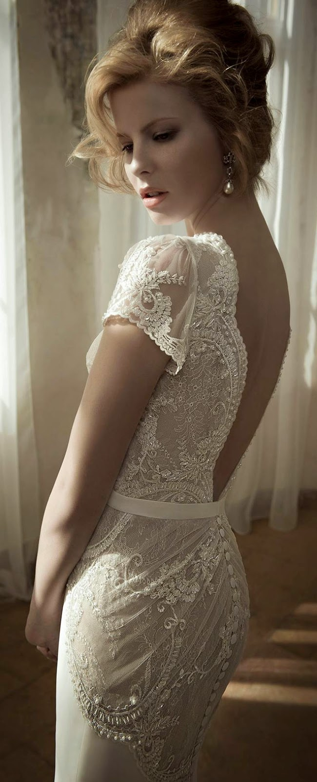Lihi Hod 2014 Bridal Collection Belle The Magazine