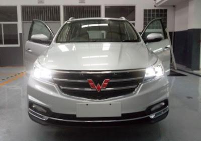 Harga Kredit Wuling Baojun 730