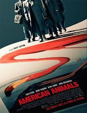 pelicula Animales Americanos (American Animals) (2018)