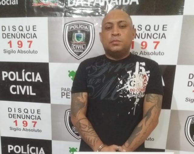 Polícia Militar prende em Catolé do Rocha o segundo acusado de participação na morte do caicoense