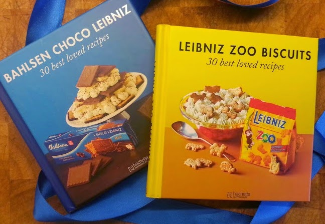 Bahlsen Liebniz Zoo Biscuit recipes cooking with kids