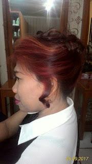 make up sanggul panggilan