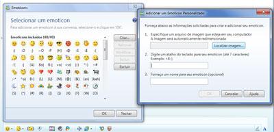 Emoticions Personalizados para MSN