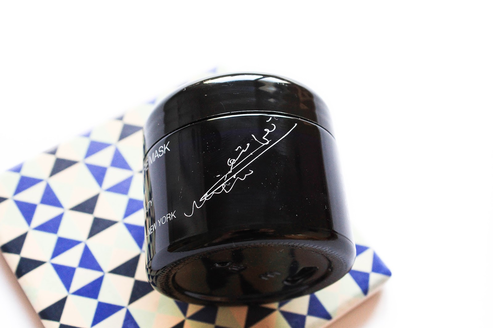 Kahina Giving Beauty Moisture Mask. Art of Organics Clean Beauty Box.