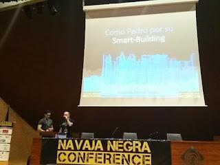 Navaja Negra 2016 - Eduardo Arriols - Como Pedro por su Smart-Building