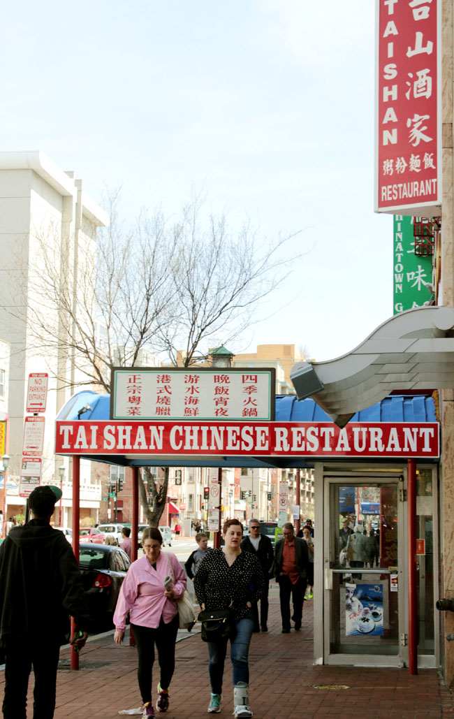 Chinatown D.C.