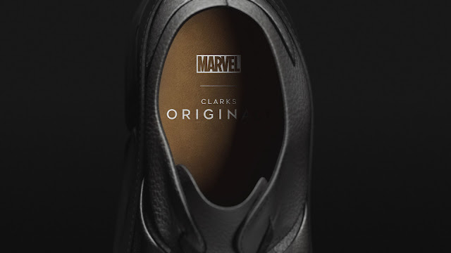 Clarks Originals Black Panther Trigenic Evo