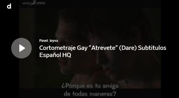 Atrevete - Dare - CORTO - EEUU - 2005