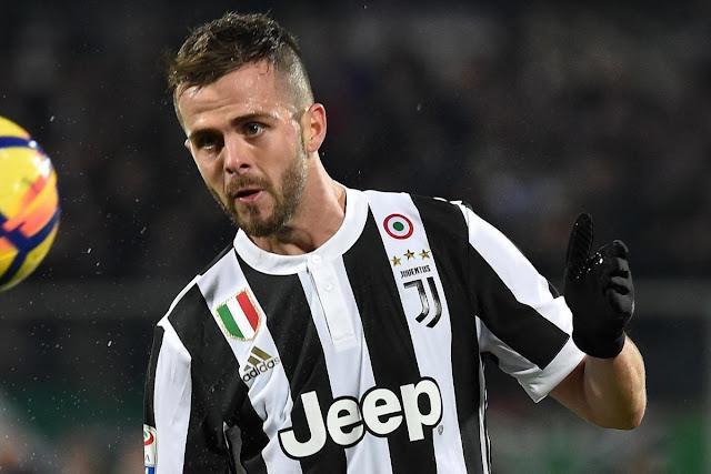 Pjanic Yakin Juventus Raih Treble